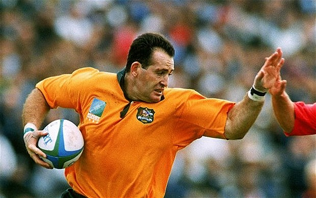 Greatest Rugby Players - David Campese