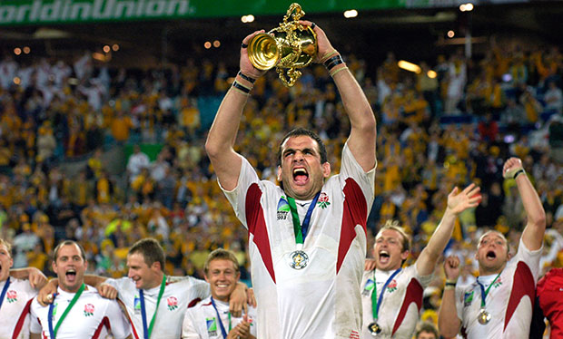 Greatest Rugby Players - Martin Johnson
