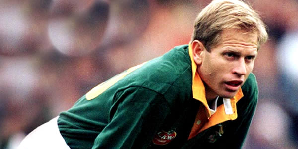Greatest Rugby Players - Naas Botha