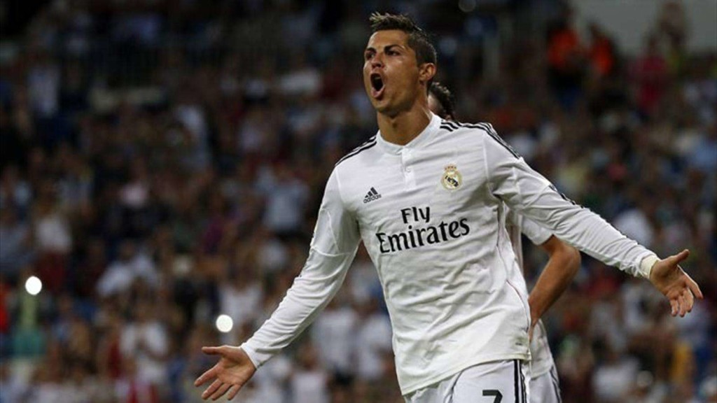 Highest Paid Celebrities of 2015 - Cristiano Ronaldo