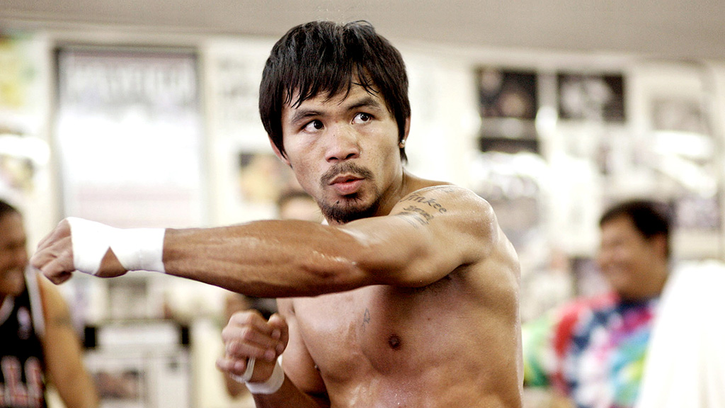 Highest Paid Celebrities of 2015 - Manny Pacquiao