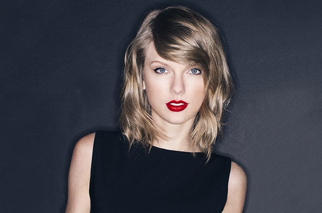 Highest Paid Celebrities of 2015 - Taylor Swift