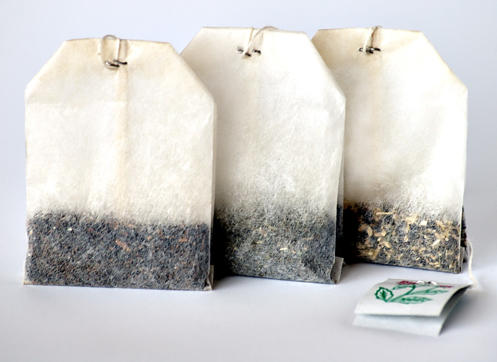 Home remedies for chapped lips - Green Tea Bags