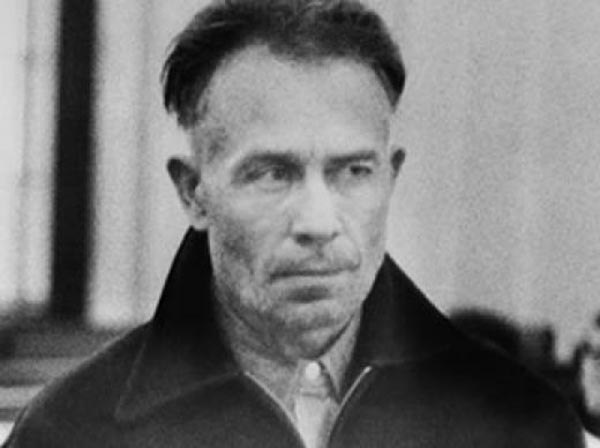 Most Feared Serial Killers - Ed Gein