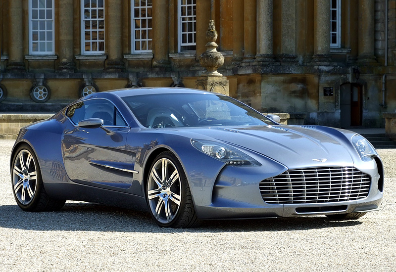 Most-expensive-cars-Aston-Martin-One-77