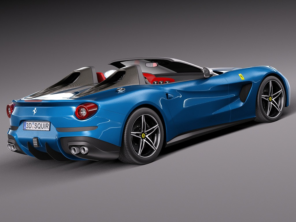 Most expensive cars - Ferrari F60 America