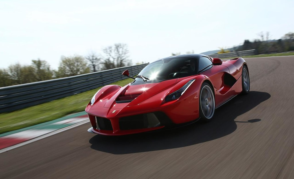 Most expensive cars - Ferrari LaFerrari