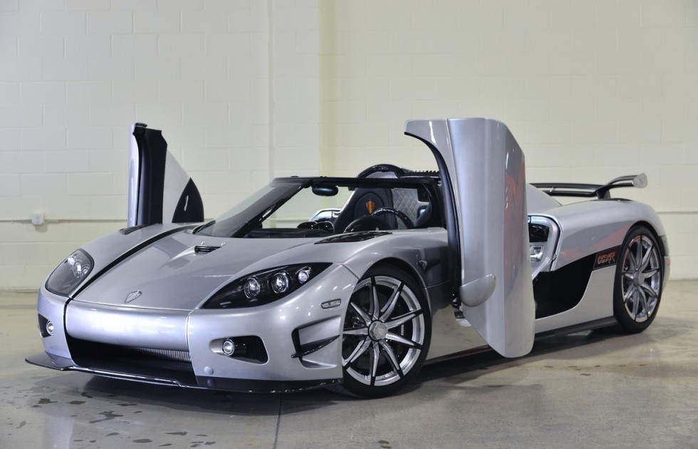Most expensive cars - Koenigsegg CCXR Trevita