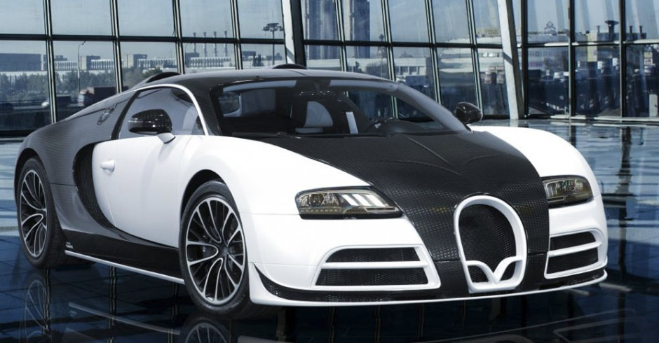 Most expensive cars - Mansory Vivere Bugatti Veyron