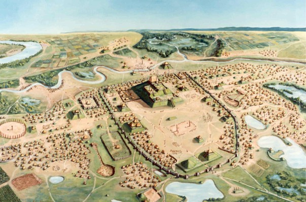 Must Visit Heritage Sites In America - Cahokia Mounds State Historic Park