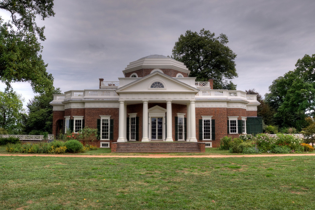Must Visit Heritage Sites In America - Monticello and the University of Virginia