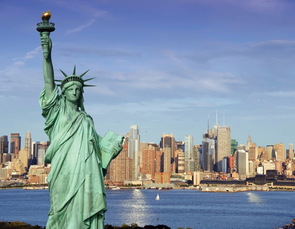 Must Visit Heritage Sites In America - Statue of Liberty