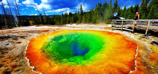 Must Visit Heritage Sites In America - Yellowstone National Park