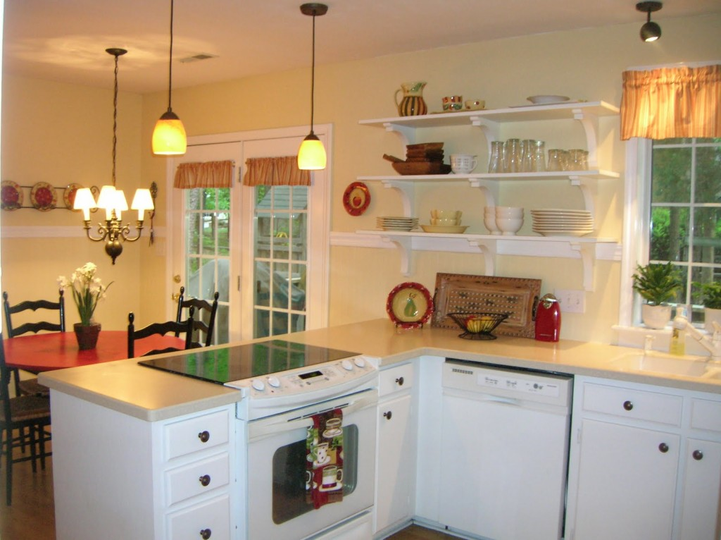Quick cheats to clean house - Arrange the Kitchen