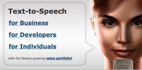 Text to speech - IVONA_FROM_WEB
