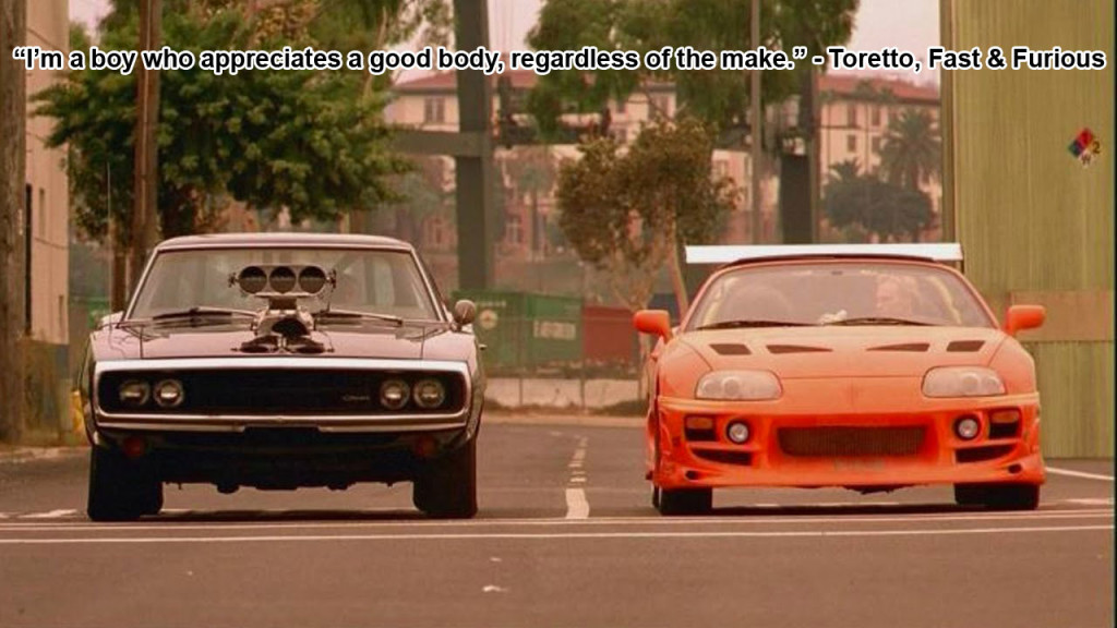 Best Quotes from Fast and Furious