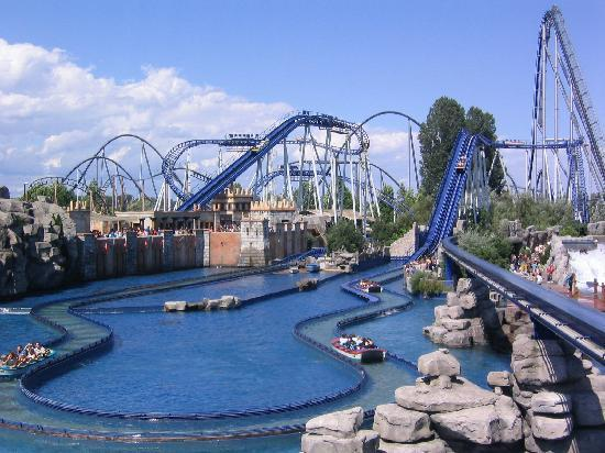 bes amusment parks from around the world - Europa Park, Rust, Germany