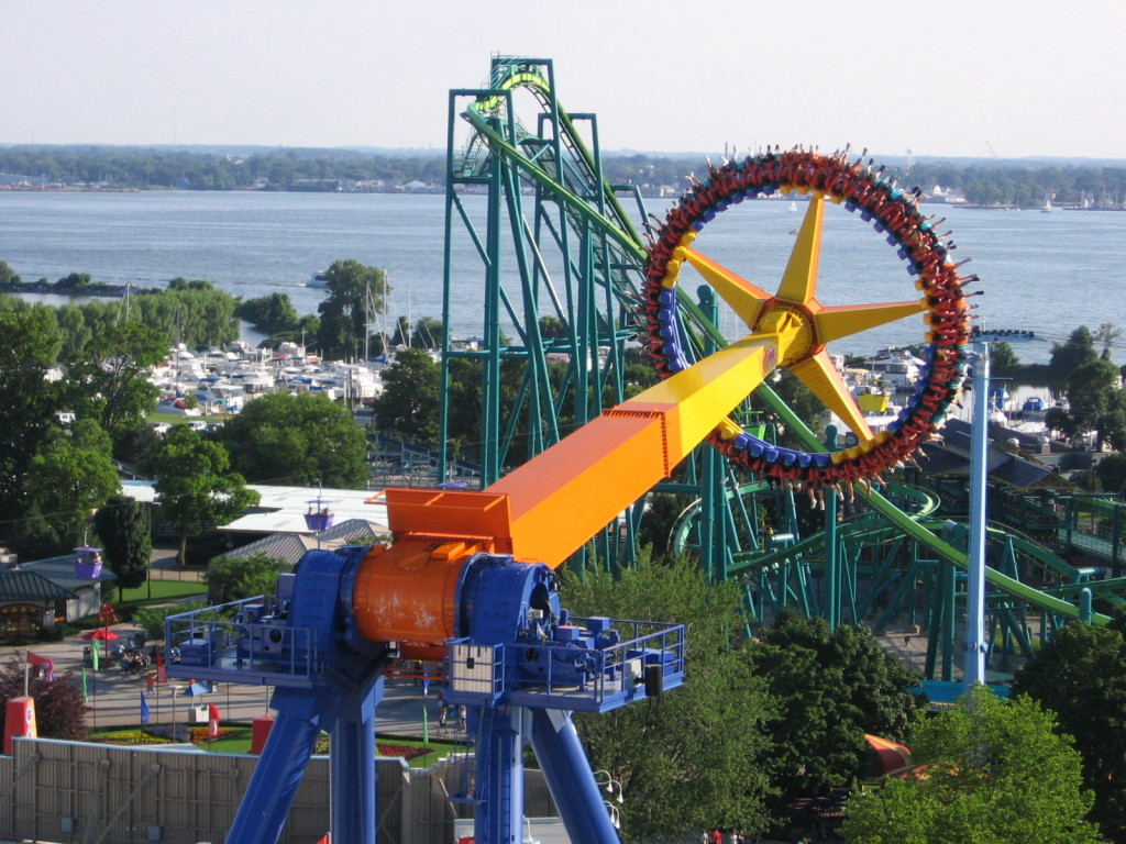 maXair at Cedar Point, Ohio