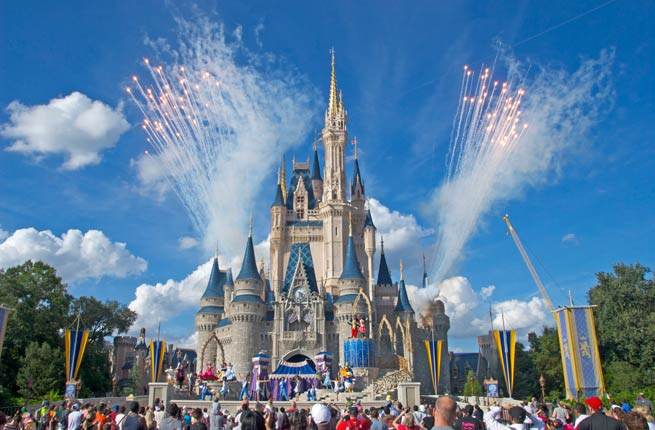 bes amusment parks from around the world - Walt Disney World, Orlando, United States