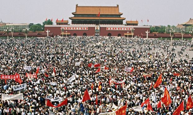 most-momentous-protests-in-history-Tiananmen-Square