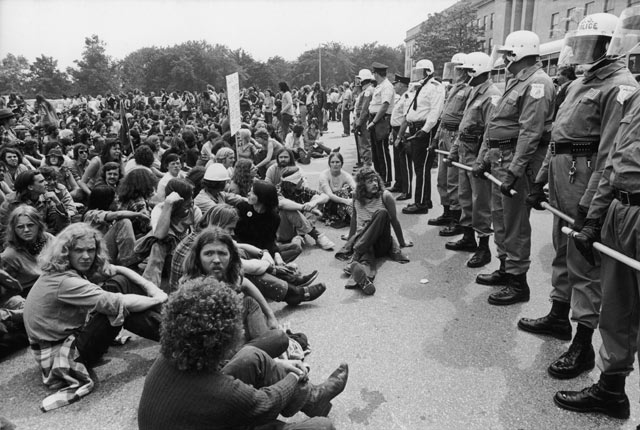 most momentous protests in history - Vietnam War Protests