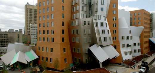 Architecturial Failiure - Ray And Maria Stata Centre