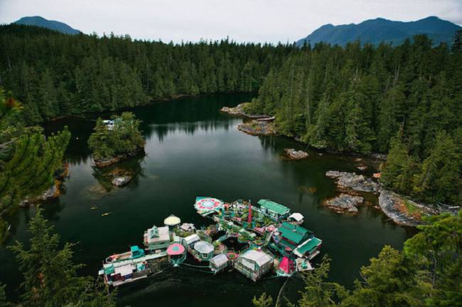 Communities Living In Harmony With Nature - Freedom Cove