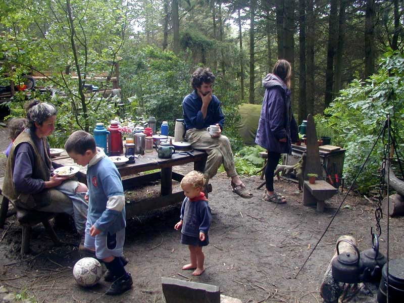 Communities Living In Harmony With Nature - Tinker's Bubble