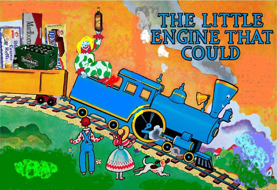 Fictional Characters that affected real world - The Little Engine That Could