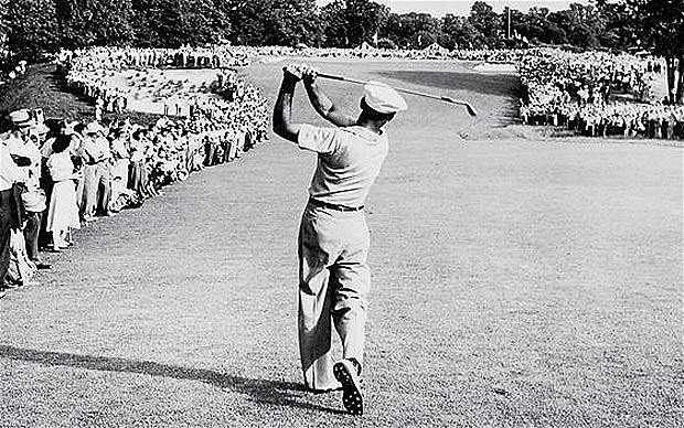Greatest Golf Players of all time - Ben Hogan