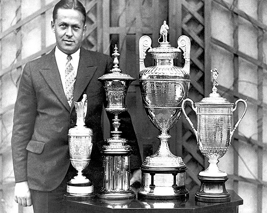 Greatest Golf Players of all time - Bobby Jones
