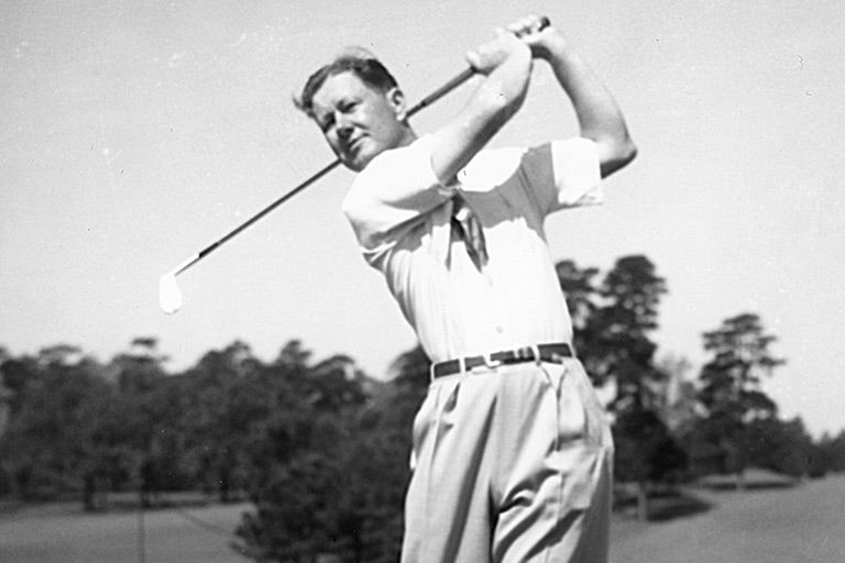 Greatest Golf Players of all time - Bryon Nelson