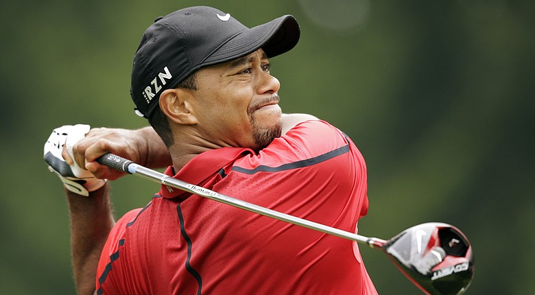 Greatest Golf Players of all time - Tiger Woods
