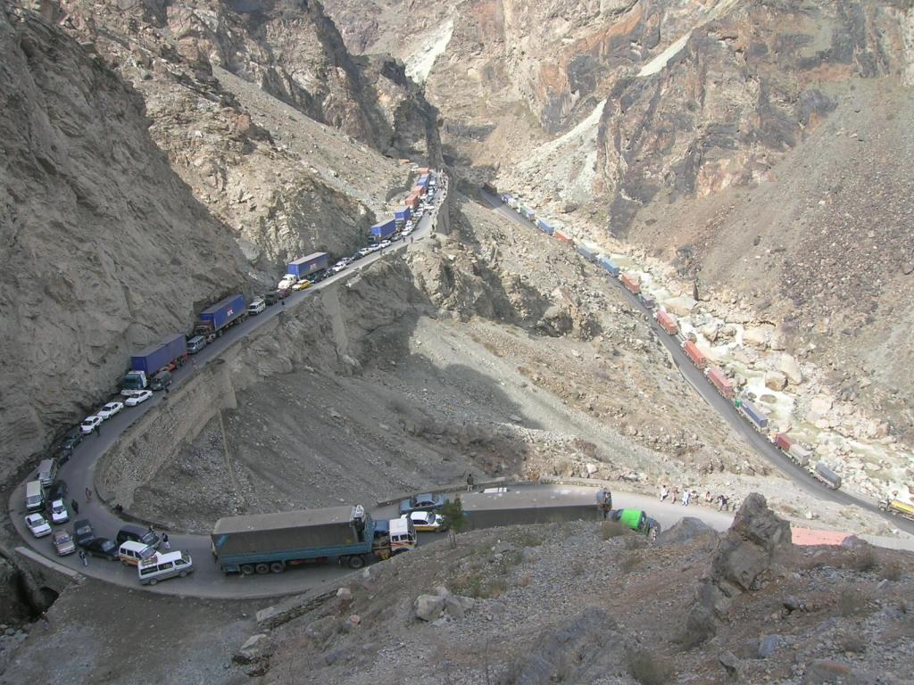 Most Dangerous Roads - Jalalabad- Kabul Road, Afghanistan