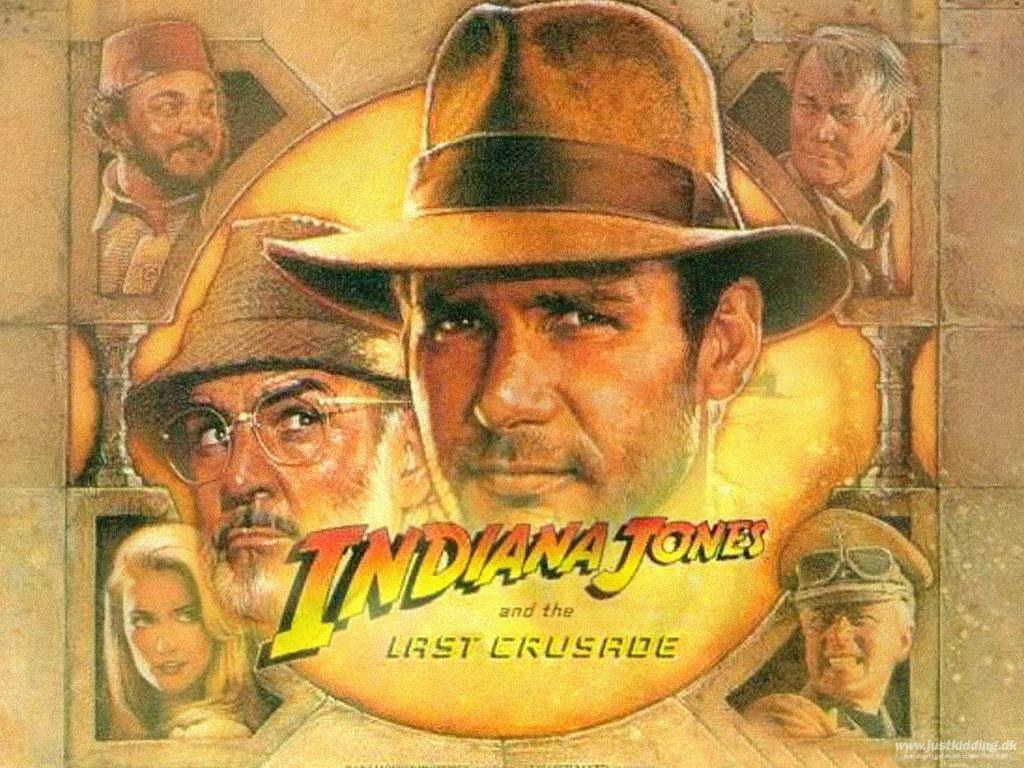 Movie mistakes - Indiana Jones and the last crusade