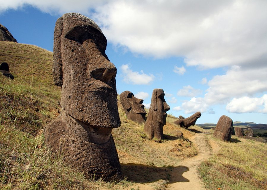 Must Visit Heritage Sites Around The World - Easter Island