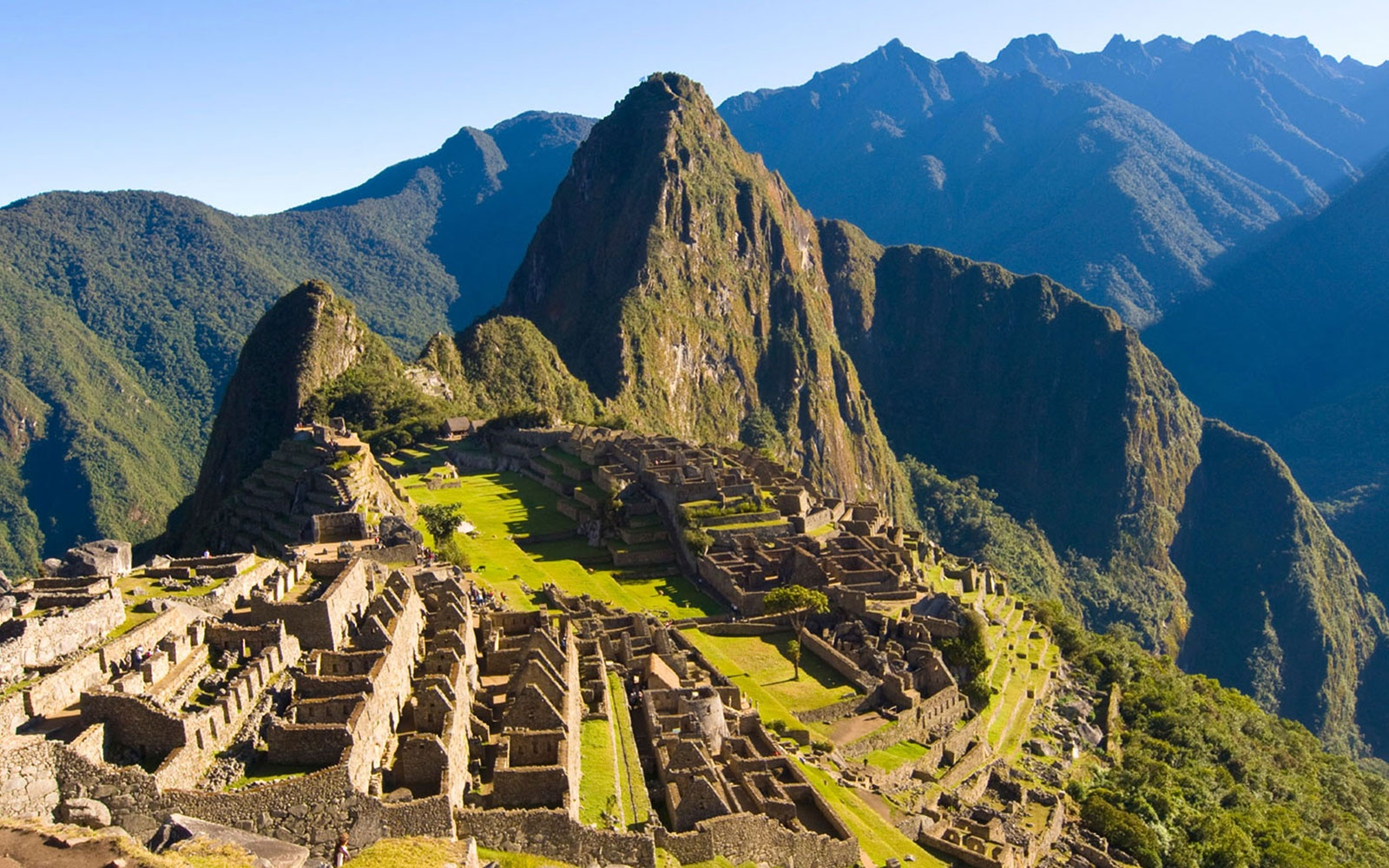 Must Visit Heritage Sites Around The World - Machu Picchu