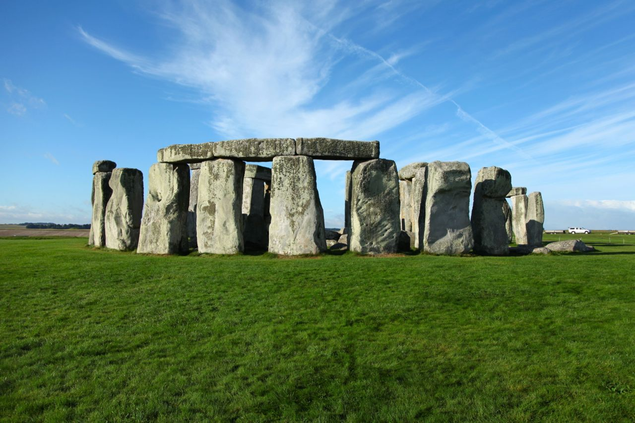 Must Visit Heritage Sites Around The World - Stonehenge