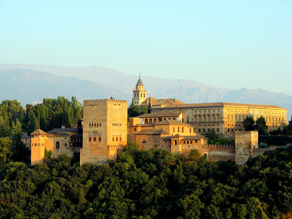 Must Visit Heritage Sites Around The World - The Alhambra