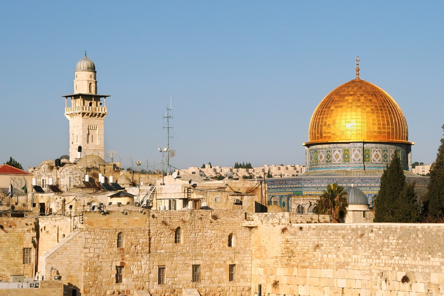 Must Visit Heritage Sites Around The World - The Old City of Jerusalem and its Walls