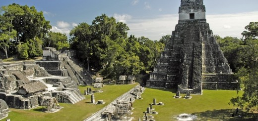 Must Visit Heritage Sites Around The World - Tikal