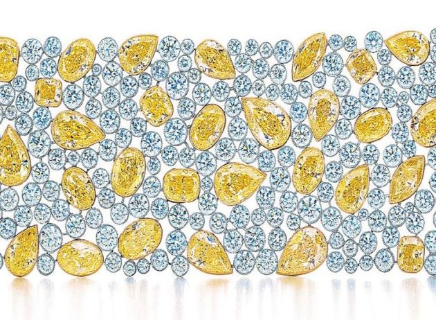 Ridiculously Expensive Guests - Cobblestone Diamond Bracelet