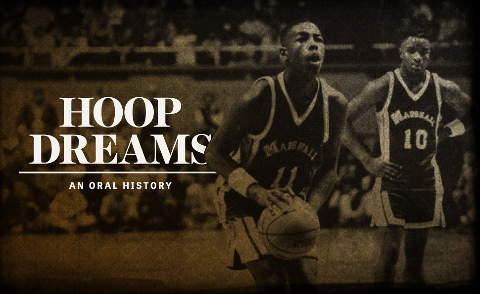 Top 10 Documentaries - Hoop Dreams
