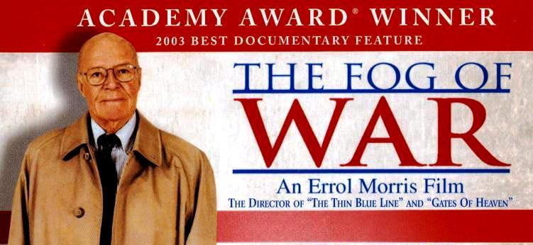 Top 10 Documentaries - The Fog of War