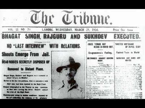 BHAGAT_SINGH, Killing of Bhagat Singh Could Have Been Stopped