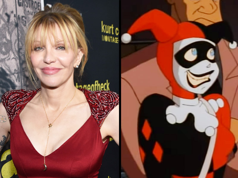 Inspirations for Animated Characters - Arleen Shorkin (Harley Quinn)
