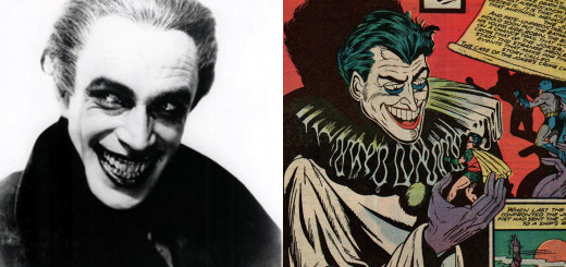 Inspirations for Animated Characters - Conrad Veidt (The Joker)