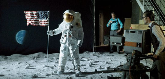 Moon Landings Were Faked By NASA, moon landing faked
