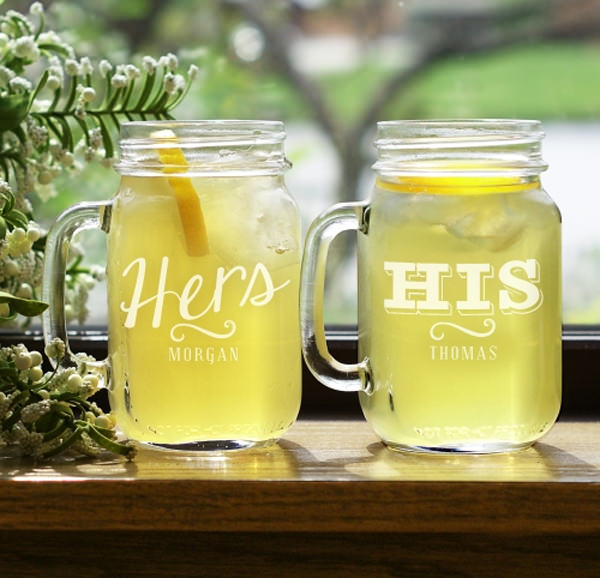 His and Her Jars