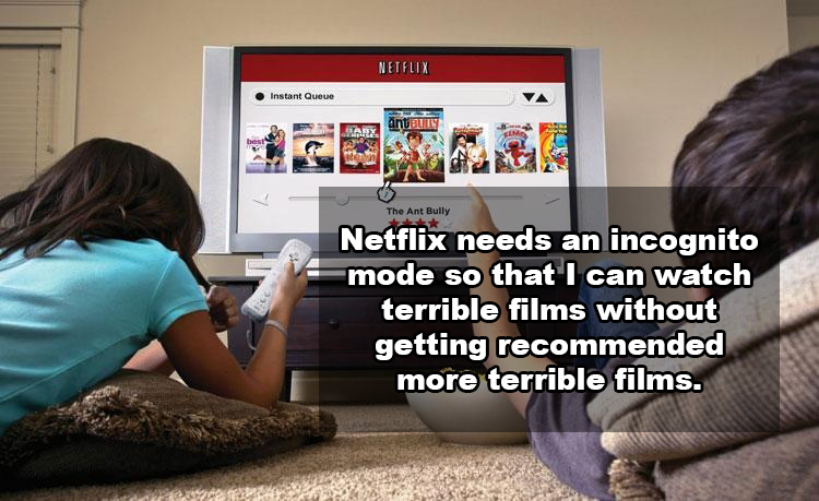 Interesting facts, Netflix, facts about Netflix